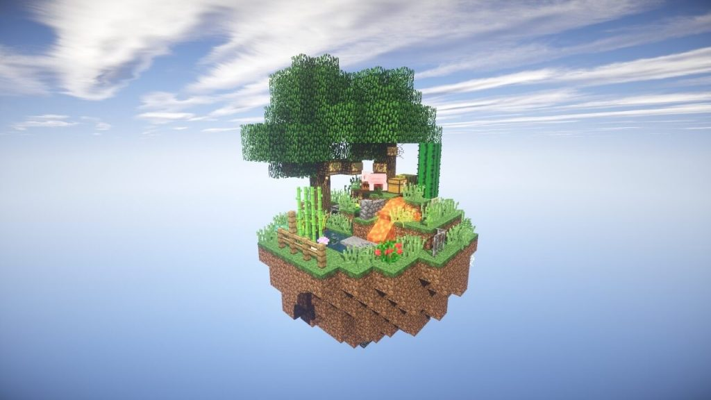 Skyblock Minecraft server list top best