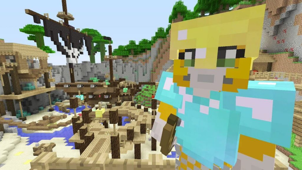 mini games minecraft server top list online, ranked from top