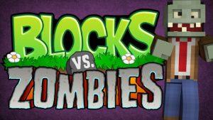 Blocks vs Zombies modded server
